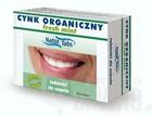 Cynk organiczny fresh mint NaturTabs 50 tabletek