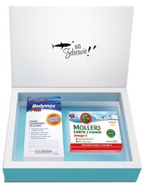 Bodymax Plus 200 tabletek + Mollers Forte 30 kapsułek